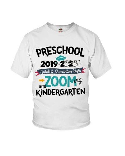 PRESCHOOL ZOOMING TIN TO KINDERGARTEN