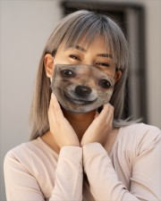 Dog Mask 2 Cloth face mask aos-face-mask-lifestyle-17