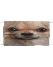 Dog Mask 2 Cloth face mask front