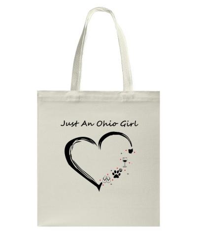 Just an Ohio girl
