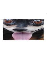 Dog Mask 13 Cloth face mask front