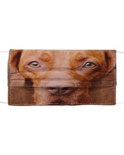 Dog Mask 46 Cloth face mask front