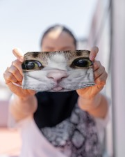 Cat Mask 3 Cloth face mask aos-face-mask-lifestyle-07