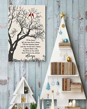 I Will Be There 11x17 Poster lifestyle-holiday-poster-2