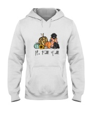 Newfoundland dog Hooded Sweatshirt thumbnail