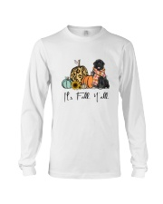 Newfoundland dog Long Sleeve Tee thumbnail