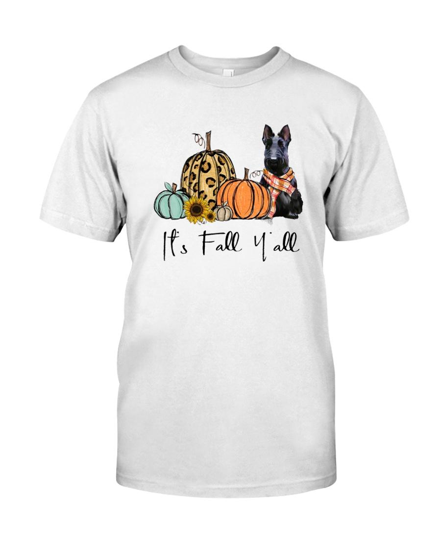 Scottish Terrier Classic T-Shirt
