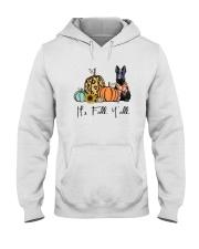 Scottish Terrier Hooded Sweatshirt thumbnail