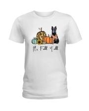 Scottish Terrier Ladies T-Shirt thumbnail