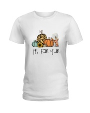 OES dog Ladies T-Shirt thumbnail