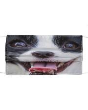Dog Mask 15 Cloth face mask front