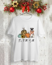 Anatolian Shepherd Classic T-Shirt lifestyle-holiday-crewneck-front-2