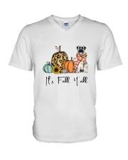 Anatolian Shepherd V-Neck T-Shirt thumbnail