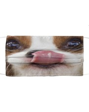 Dog Mask 27 Cloth face mask front