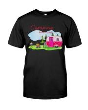 Camping Kinda Girl Classic T-Shirt thumbnail