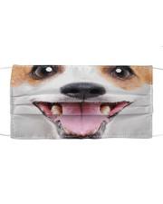Dog Mask 19 Cloth face mask front