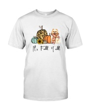 Pomeranian Classic T-Shirt front