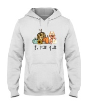Pomeranian Hooded Sweatshirt thumbnail