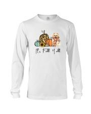 Pomeranian Long Sleeve Tee thumbnail