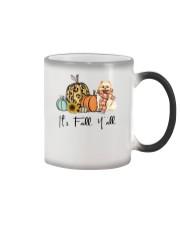 Pomeranian Color Changing Mug thumbnail