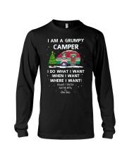 I AM A Grumpy Camper Long Sleeve Tee thumbnail