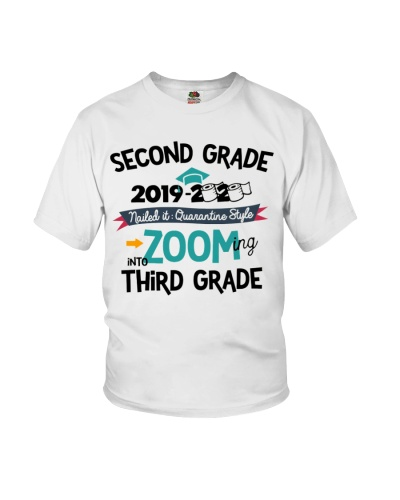2ND GRADE ZOOMING INTO 3RD GRADE