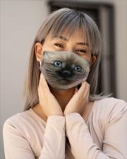 Cat Mask 5 Cloth face mask aos-face-mask-lifestyle-17