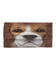 Dog Mask 40 Cloth face mask front