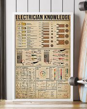Electrician Knowledge 11x17 Poster lifestyle-poster-4