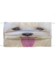Dog Mask 5 Cloth face mask front