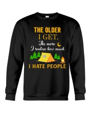 The Older I Get The More I Realize How Much Crewneck Sweatshirt thumbnail
