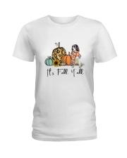 Pyrenean Mastiff Ladies T-Shirt thumbnail