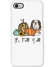Shih Tzu Phone Case tile