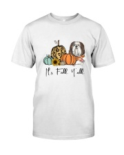 Shih Tzu Classic T-Shirt front