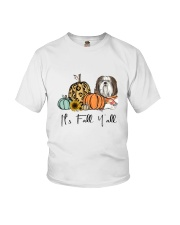 Shih Tzu Youth T-Shirt thumbnail