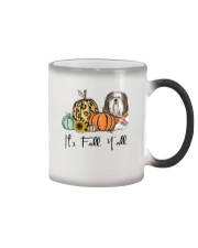 Shih Tzu Color Changing Mug thumbnail