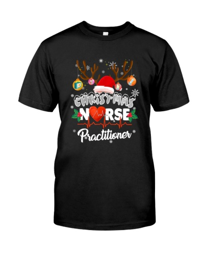 Merry Christmas NURSE PRACTITIONER