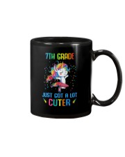 Unicorn 7th Grade Cuter Mug tile