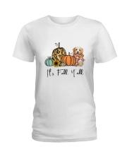 Havanese Ladies T-Shirt thumbnail