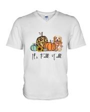 Havanese V-Neck T-Shirt thumbnail