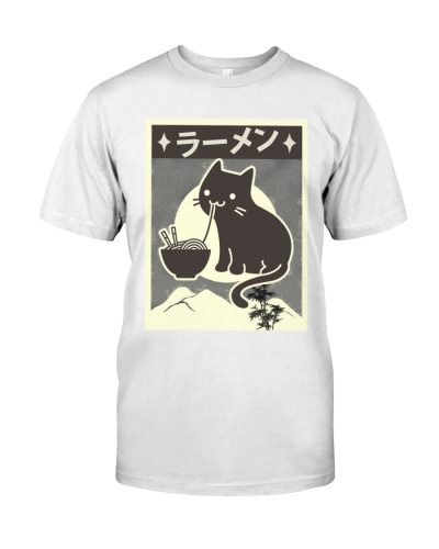 Kawai Ramen Cute Cat TM01