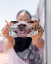 Dog Mask 25 Cloth face mask aos-face-mask-lifestyle-07