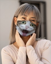 Cat Mask 7 Cloth face mask aos-face-mask-lifestyle-17