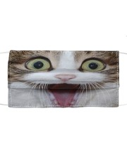 Cat Mask 7 Cloth face mask front