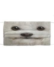 Dog Mask 7 Cloth face mask front