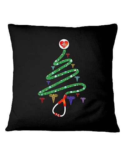 Stethoscope Christmas Tree Funny Gift