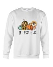 Pekingese Crewneck Sweatshirt thumbnail