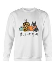 Black Frenchie Crewneck Sweatshirt thumbnail