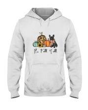 Black Frenchie Hooded Sweatshirt thumbnail