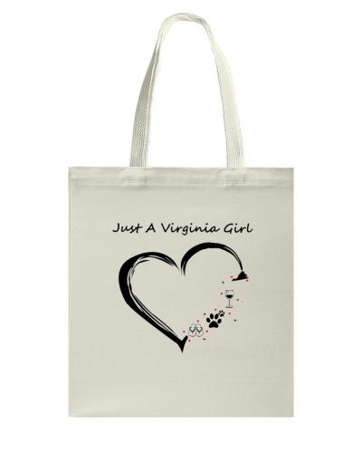 Just a Virginia girl